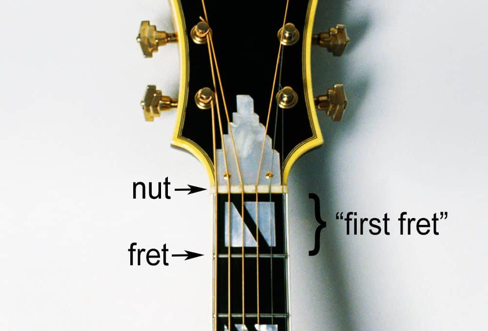 The Anatomy of The Electric Guitar: All The Bits Explained...