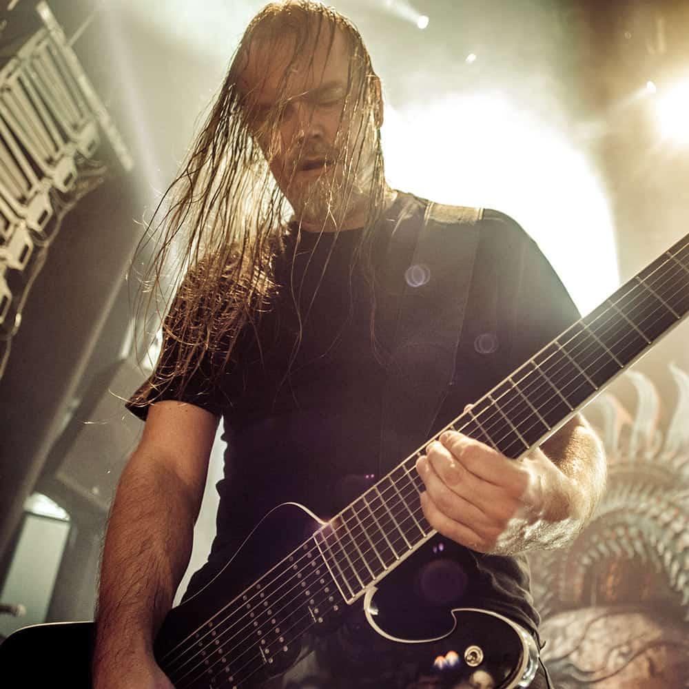 What Guitars Do Meshuggah Use?
