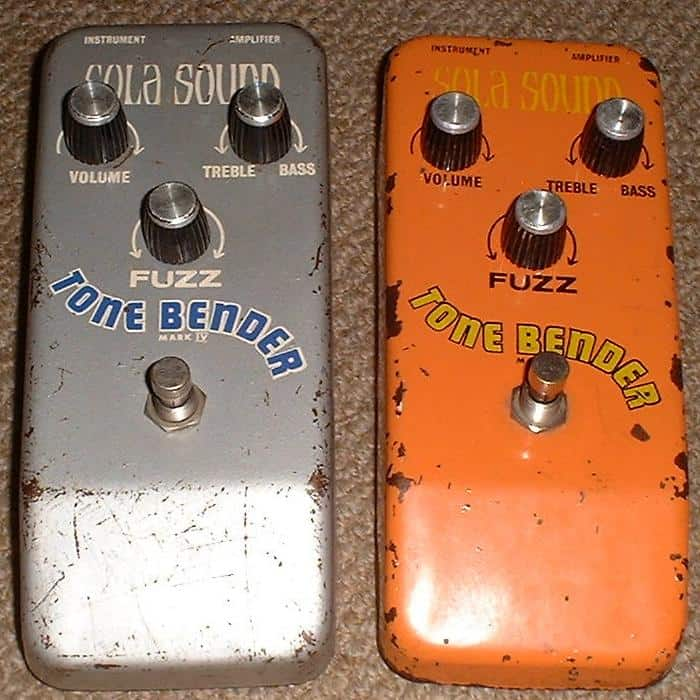 BOSS Tone Bender TB2W: An Epic 2020 Collaboration For Fuzzed-Out Doom!