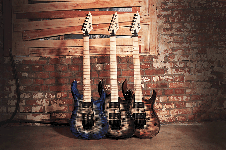 Are Cort Guitars Any Good? Yes! Especially For METAL...
