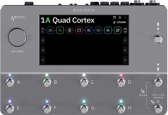 What is The Neural DSP Quad Cortex? An Exclusive First Look