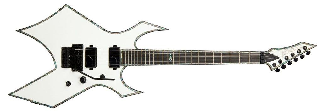 The BC Rich 2021 Lineup Is Here: New Axes Built For Speed!