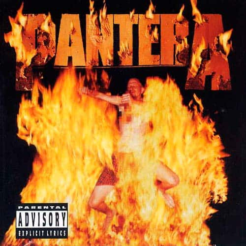 Pantera Albums RANKED In Order of Heaviness